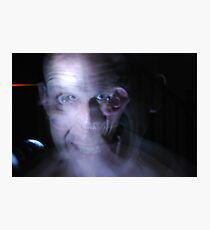 Ghostly appearnce mk3 Photographic Print