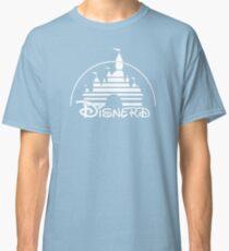 Disnerd - White Classic T-Shirt