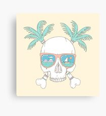 Dead of Summer Canvas Print