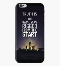 Fallout New Vegas - Benny's Infamous Quote iPhone Case
