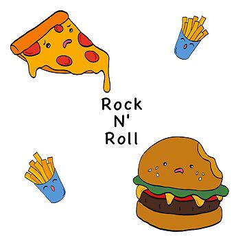 Rock and Roll by Beni-Shoga-Ink