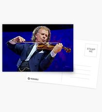 Andre Rieu - 'Maestro Extraordinaire' Postcards