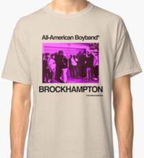 Brockhampton All-American Boyband Classic T-Shirt
