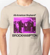 Brockhampton All-American Boyband Unisex T-Shirt