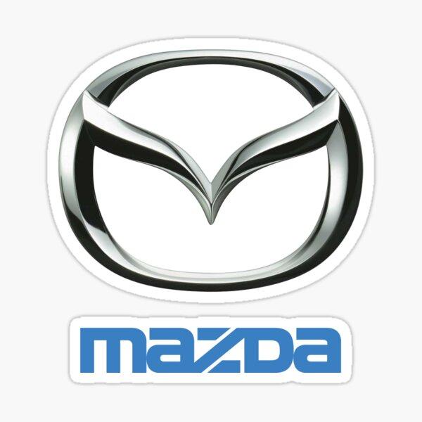 Logotipo de Mazda Pegatina