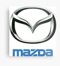 Mazda logo Metal Print