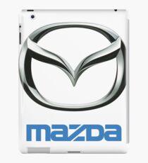 Mazda logo iPad Case/Skin