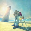 I'm leaving for the sun  by elsilencio