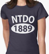 NTDO 1889 - Villager's Shirt from MK8 Women's Fitted T-Shirt