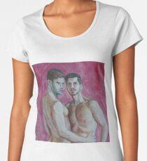 Kiss-in 49 Women's Premium T-Shirt
