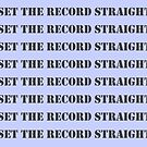 Set The Record Straight by Flo Smith