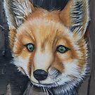 Foxy by Kim Donald