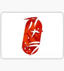 Akira II Sticker