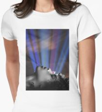 vivid Women's Fitted T-Shirt