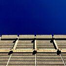 Blue, brutal ,beautiful  by sidfletcher