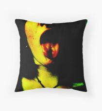 Rawr Throw Pillow