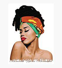 Dessin De Femme Africaine femme africaine dessin: art mural | redbubble
