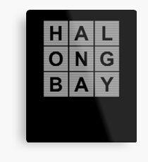 Ha Long Bay Metal Print