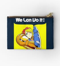 We can do it! Studio Pouch