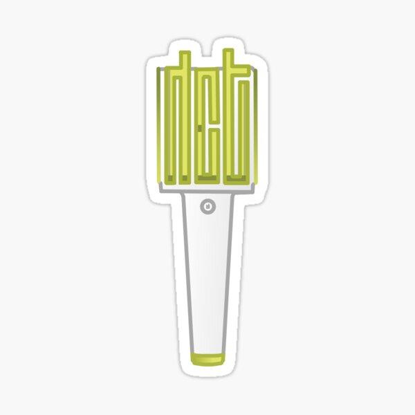 NCT Lightstick Sticker