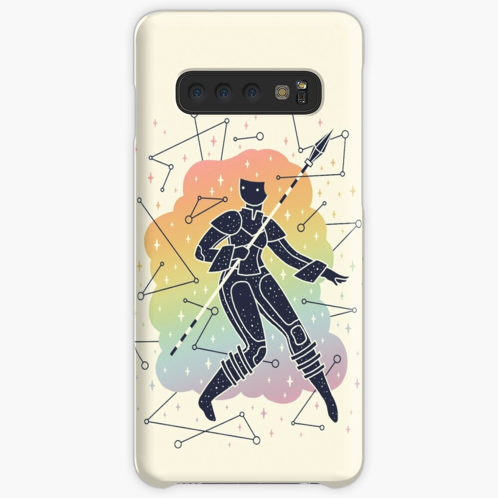 Rainbow Warrior Case & Skin for Samsung Galaxy