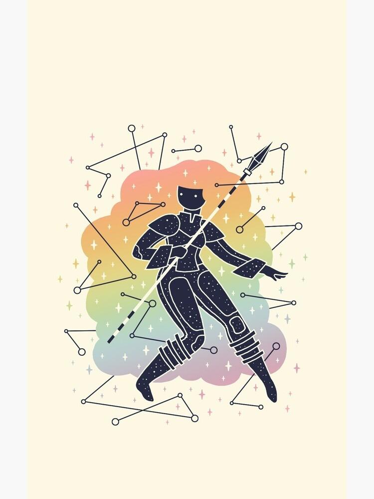 Rainbow Warrior by LordofMasks