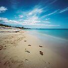 Spiaggia del Gelsomineto, Sicily, Italy by Alessio Michelini
