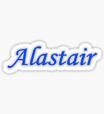 Alastair Sticker