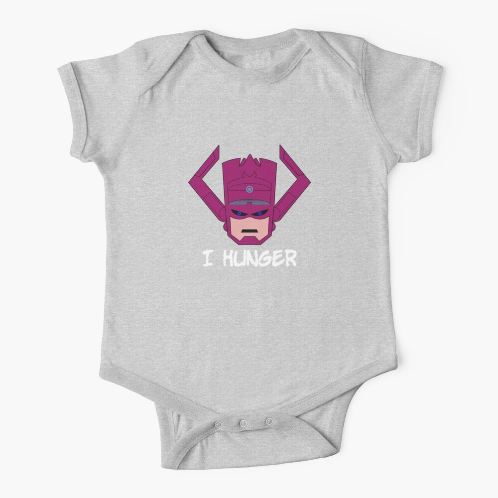 Galactus Hungers Baby One-Piece