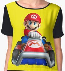Mario Kart Chiffon Top