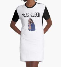 JVN Yaas Queen 1 Graphic T-Shirt Dress