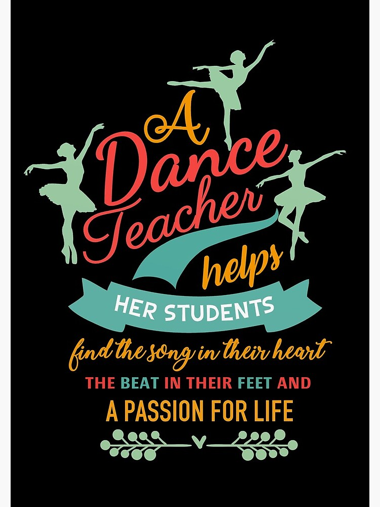 A dance teacher helps her students find the song in their heart the beat in their feet and a passion for life by della95