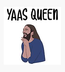 JVN Yaas Queen 1 Photographic Print
