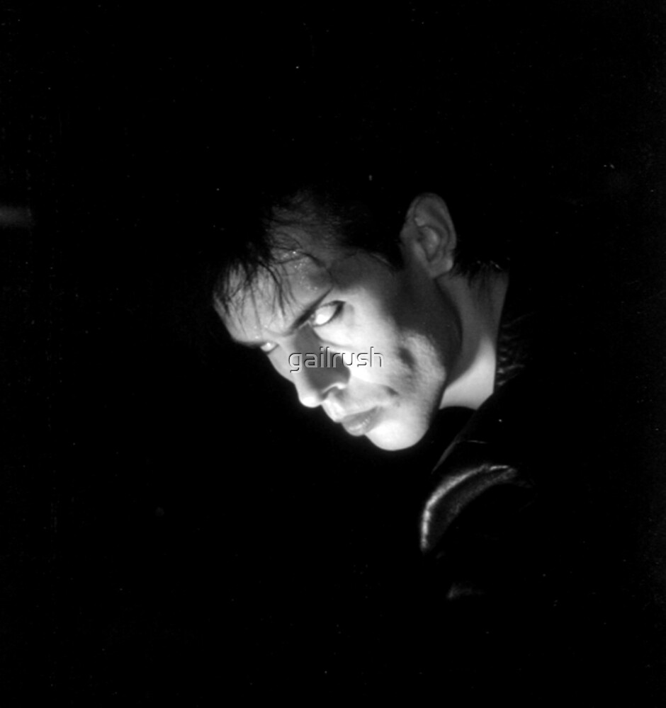 Peter Murphy, Bauhaus by gailrush
