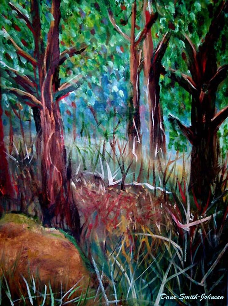 Woodland Scene by Daneann