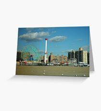 Coney Island, NY Greeting Card
