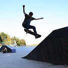 Off The Half Pipe by Ollie Coghill