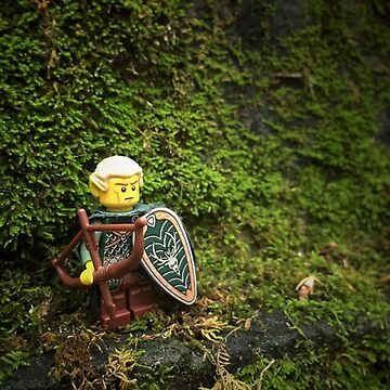 Brickography Pictures - Protector by Phantomdrummer
