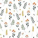 Wildflowers II by Jana Otto
