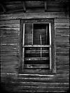 The Barn Window by Aaron Campbell