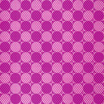 Hot Pink Spots by ILoveTheQuirky