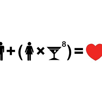 The Love Equation for Women by tinybiscuits