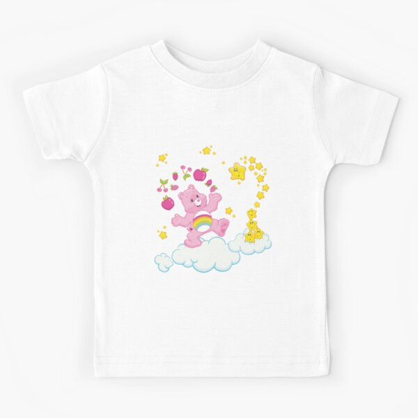I Love Cuore Rosa ROMA KIDS T-SHIRT