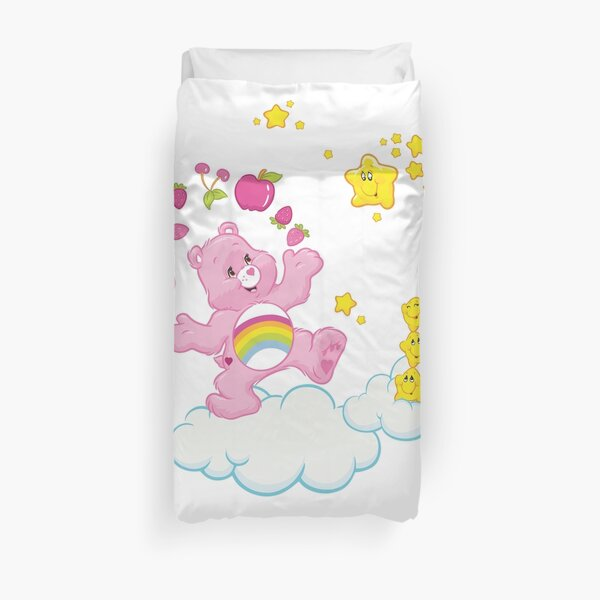 Care Bears - 80s Duvet Cover