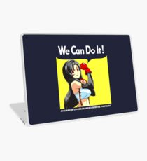 We Can Do It Cloud! Laptop Skin