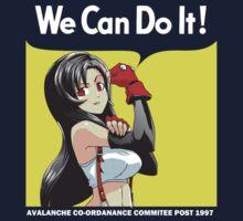 We Can Do It Cloud!   Unisex T-Shirt