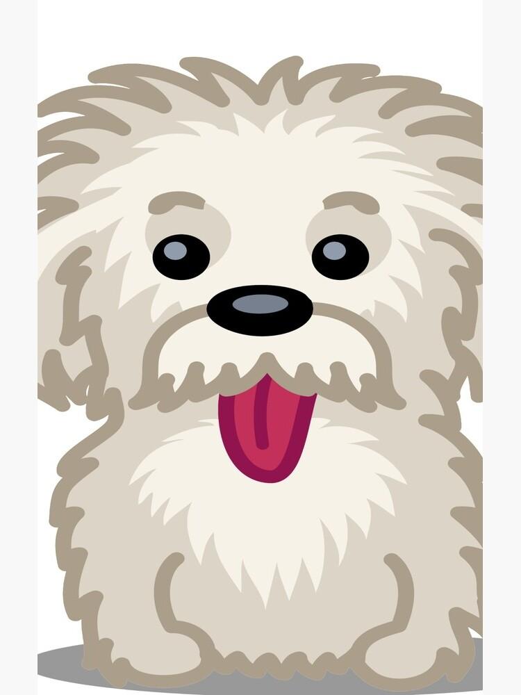 Shihtzu Shitzu dog tshirt - Dog Gifts for Shihtzu and Maltese Dog Lovers by Banshee-Apps