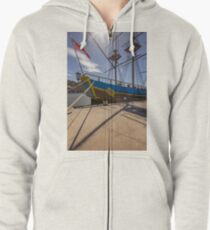 The Endeavour Zipped Hoodie