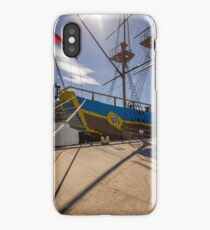 The Endeavour iPhone Case