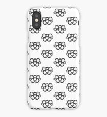 Dartboard with a soul iPhone Case